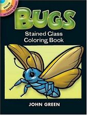 Coloring Book For Adults Bugs Animals Painting Small Pages Kids Fun Anti Stress