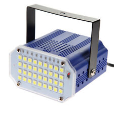 36-LED White LED Strobe Stage Light  White Flash Lighting DJ Club Party Lamp