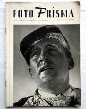 FOTO PRISMA - Zeitschrift für neuzeitliche Fotopraxis - Januar 1953