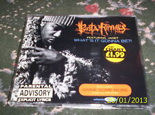 BUSTA RHYMES FEAT JANET JACKSON - WHAT'S IT GONNA BE?! - ENHANCED CD SINGLE
