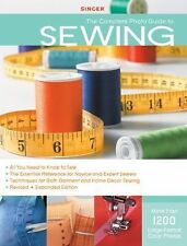 Complete Photo Guide Ser.: The Complete Photo Guide to Sewing : 1200...