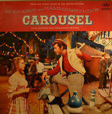 "OST - CAROUSEL - ALFRED NEWMAN 12""  LP (T593)"