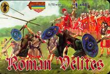 Strelets Models 1/72 ROMAN VELITES Figure Set