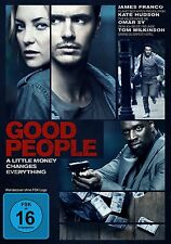 Good People - Kate Hudson,James Franco - DVD - Neu u. OVP
