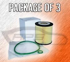 CARTRIDGE OIL FILTER L15505 FOR FORD MAZDA - CASE OF 3 - OVER 140 VEHICLES