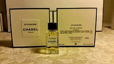 NEW 2016 Les Exclusifs de Chanel SYCOMORE EDP 4ml boxed miniature