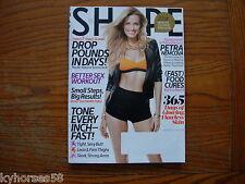 Shape Magazine Petra Nemcova January/February 2014