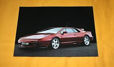 Lotus Esprit s4 1993 folleto brochure Catalogue depliant prospetto prospecto