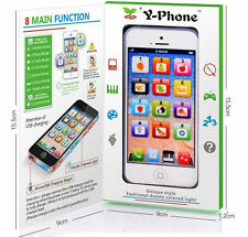 Toy Handy Kinder Y-Phone Bildungs Lernen Kinder iphone Toy 4s 5 GESCHENK
