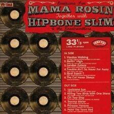 MAMA ROSIN & HIPBONE SLIM & THE KNEETREMBLERS - LOUISIANA SUN  CD NEU