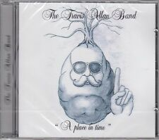 CD Travis Allan nastro-A Place In Time/Texas Southern rock/Psych