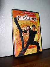 The Medallion starring Jackie Chang (DVD, 2003)
