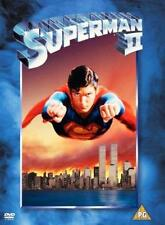 SUPERMAN 2 (Two) Christopher Reeve*Gene Hackman DC Comics Action DVD *EXC*