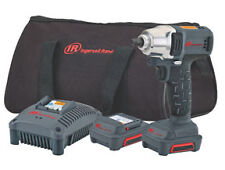 "NEW!! Ingersoll Rand 12V IQV 3/8""dr Cordless Impact Wrench Kit! IR W1130-K2"