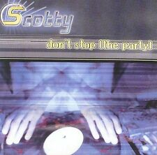 CD Don't Stop the Party - Scotty
