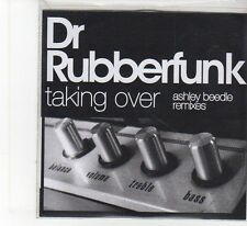 (FB791) Dr Rubberfunk, Taking Over - 2006 DJ CD