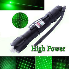 Sport Powerful Green Laser Pointer Pen Bright Beam Light LED Pointing Gift Party