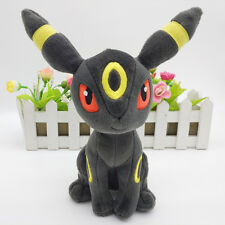 "New 8"" Pokemon Eevee UMBREON soft plush doll toy Tomy Pokeman"