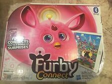 Furby Connect Exclusive Launch Hasbro Bluetooth Pink