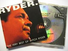 "MITCH RYDER ""THE VERY BEST OF MITCH RYDER"" - CD"