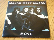 "MAJOR MATT MASON - MOVE  7"" VINYL PS"