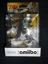NINTENDO AMIIBO The Legend of Zelda: WOLF LINK - Twilight Princess, New