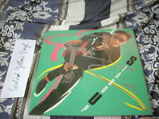 a941981 Leslie Cheung 張國榮 Sealed Lp  Stand Up Yellow Vinyl