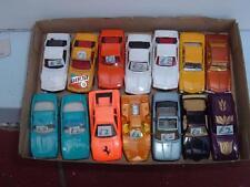 Un job lot de 14 voitures matchbox corgi d'occasion vintage c pics