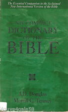 The NIV Bible Compact Dictionary by J. D. Douglas (1993, Paperback)