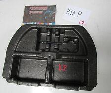 Kia picanto 2011-2014 3 door boot floor spare wheel insert
