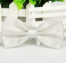 Nœud Papillon Blanc Accessoires Costume Homme/ Garçon Cérémonie Mariage Fête
