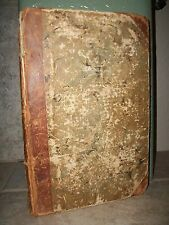 THE FAMILY MAGAZINE 1840 Volume 7 Includes Article on the Mormon Bible LDS
