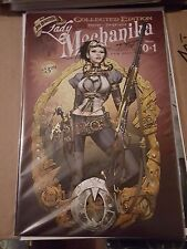 Lady Mechanika #0/1 Collected Edition VF-NM Aspen Comics Uncertified