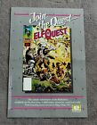 ELFQUEST #1 Comic 1985 Wendy Richard Pini PROMO WaRP Epic Marvel Poster VG