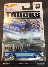 HOT WHEELS 2016 CAR CULTURE TRUCKS Series Ford F-250