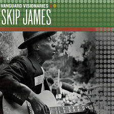 Vanguard Visionaries by Skip James (CD, Jun-2007, Vanguard)