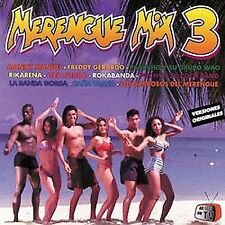 Merengue Mix 3