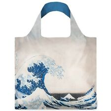 LOQI Tasche Hokusai The great Wave Museum bag Einkaufstasche Shopping