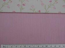 Struktur-TAPETE 53 x30 cm,rosa,puderrosa uni,schön für die Puppenstube 1:12,1:18