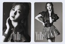 SNSD GIRLS' GENERATION Japan 3rd Tour Love & Peace Official Photo Card YURI set