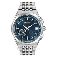 -NEW- Citizen Satellite Wave - World Time GPS Eco-Drive Watch CC3020-57L