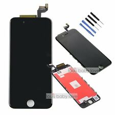 For iPhone 6S LCD Display Touch Screen Digitizer Lens Assembly Black Replacement