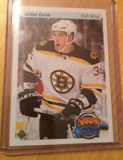 10-11 2010-11 UPPER DECK JORDAN CARON 20TH ANNIVERSARY YOUNG GUNS 205 BRUINS