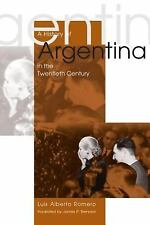 A History of Argentina in the Twentieth Century-ExLibrary