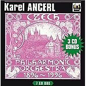 Memory Cells Anceral nd the Czech Philharmonic Orches CD