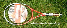 New Wilson BLX Six.One ninety five 16X18 11.7 oz  racket (G3) 3/8  red throat