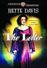 Letter DVD 1940 - Bette Davis, Herbert Marshall, James Stephenson, William Wyler
