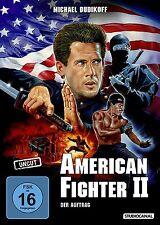 American Fighter 2 - Der Auftrag ( Action Kult UNCUT ) mit Michael Dudikoff NEU