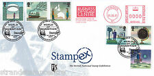 2007 Invention (Stamps) - Stampex Official - Stampex H/S - BDC Meter Mark