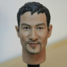 HOT FIGURE TOYS 1/6 HEADPLAY Jacky Cheung head carving The best singer in Asia